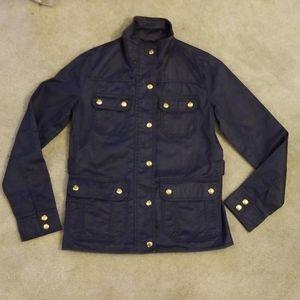 J. Crew Navy downfield utility jacket xs 19034